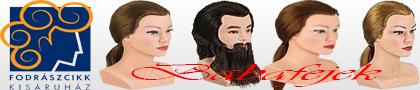 Babafejek, modellező fejek