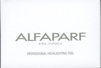 Melírfólia AP.felirat.ezüst