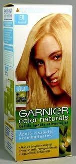 Garnier color natural E0