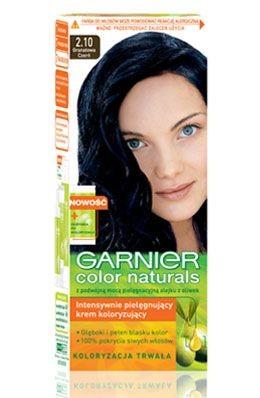 Garnier Color Natural 2.1 Kékes fekete
