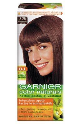 Garnier color Natural 6.25
