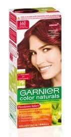 Garnier Color Natural 6.60 Tüzes vörös