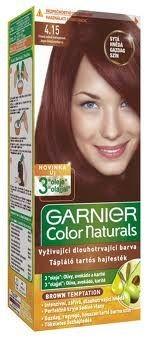 Garnier Color Natural 4.15 Jeges barna
