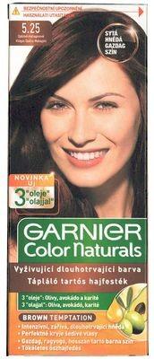 Garnier Color Natural 5.25 világos mahagóni