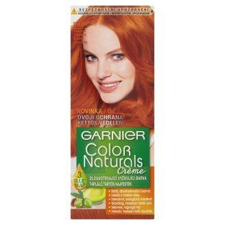 Garnier color Naturel 7.40+