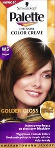 Palette color creme W5 Nugát