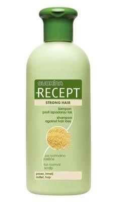 Recept sampon agaist hair loss 200ml
