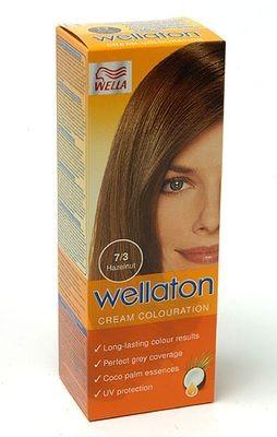 Wellaton hajfesték 4/0 Középbarna