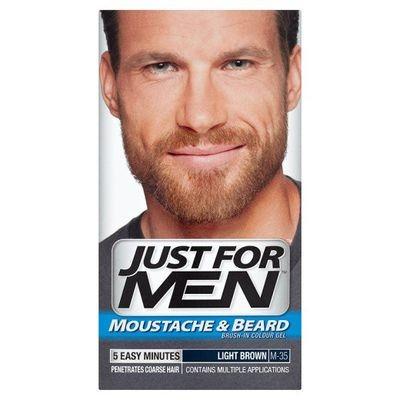 Just for men szakáll színező medium braun M-35