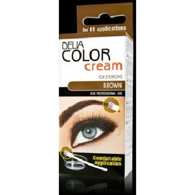 Delia szempilla festék 15ml barna 3.0