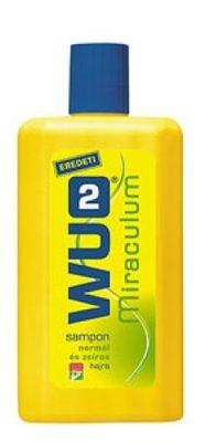 Wu2 miraculum sampon 1L száraz hajra