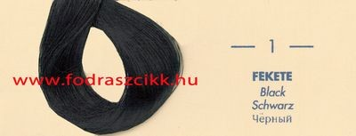 Kallos Color Prestige 1 fekete