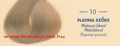 Kallos Color Prestige 10 platina szőke