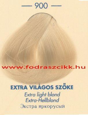 Kallos Color Prestige 900 extra világos szőke