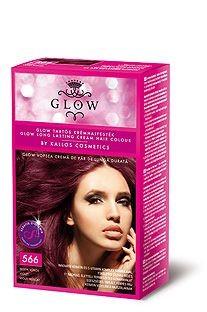 Kallos glow krémhajfesték 566
