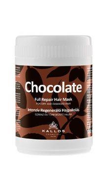 Kallos csokoládé hajpakoló krém 1000ml