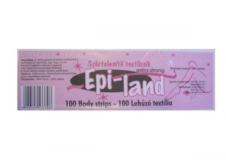 Gyantapapír Epi-land extras