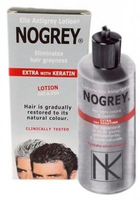 No grey